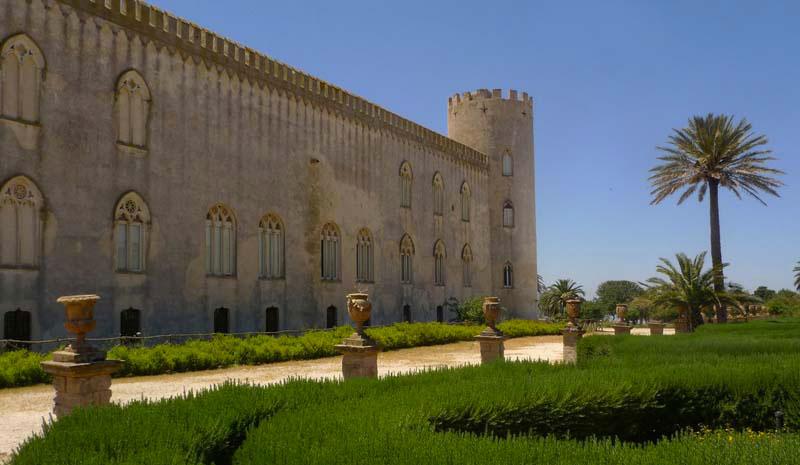 Castello-di-donnafugata