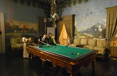 Sala Biliardo